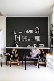 black white home office inspiration. 2189 Best Black White Interiors Images On Pinterest Homes With Reference To Purple Exterior Inspiration. « Home Office Inspiration