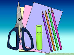 image titled decorate. Image Titled Decorate A School Planner Step 1