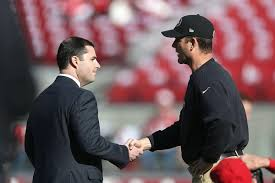 Niners Still Haunted By Jim Harbaugh Mistake Nbc Bay Area