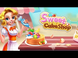Sweet Cake Shop Kids Cooking Bakery Android Gameplay Kiwi Go