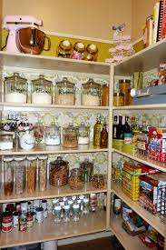 Decorating Kitchen Shelves 14 Inspirational Kitchen Pantry Makeovers Home Stories A To Z