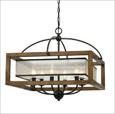 furniture awesome geometric wood pendant light crystal for incredible house wooden chandelier drops decor