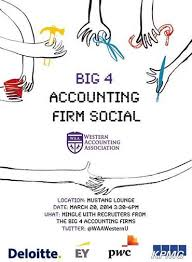 Big 4 Accounting Firm Social March 20 News Dan Management And
