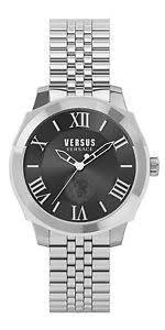 versus by versace men 039 s chelsea watch sov020015 stainless image is loading versus by versace men 039 s chelsea watch