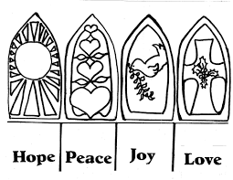 Small Picture Advent Coloring Pages jacbme