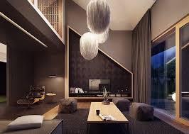 Im wohnzimmer entsteht eine gemütliche atmosphäre, wenn sie betonboden installiert haben. Wohnzimmer In Grau Und Schwarz Gestalten 50 Wohnideen