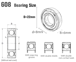 608 bearing. 10pcs super fast skate 608 bearing for hand spinners fidget toys stress wheel tri spinner adult toy children spinner-in shafts from home improvement g
