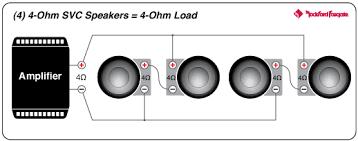power 400 watt 4 channel amplifier rockford fosgate ® wiring diagram 8