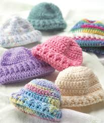 Free Preemie Hat Patterns