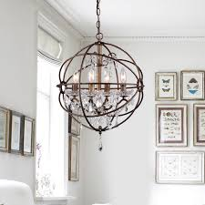 inch crystal chandelier opentip com warehouse of tiffany rl8049 16ab edwards antique bronze
