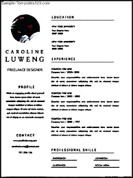 Freelance Photography Resume Example Photographer Template Profile ...