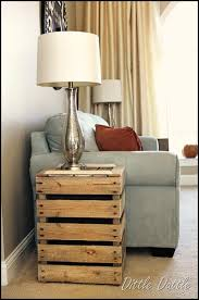 furniture upcycle ideas. Diy Pallet Upcycle Reclaimed Wooden Side Tables | Recycled Things Furniture Ideas