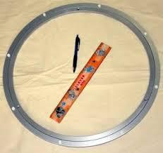 lazy susan bearing mechanism. 500 lbs capacity 450mm \u003d 17.72 lazy susan bearing mechanism