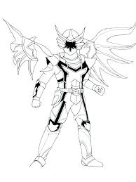 Power Rangers Coloring Pages Awesome Drawing At Megazord