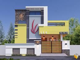Home View Design Important Modern House Design Single Floor House Design