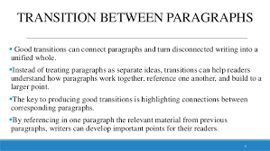 tips for an application essay what is a transition sentence in an it is easy to spot the advantages of our college paper writing make your paragraphs flow to improve writing you could think of your transition statements