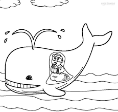 Jonah And Whale Coloring Sheets New Jonah And Whale Bible Coloring