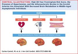 Subclinical Atherosclerosis and Brain Metabolism in Middle-Aged ...