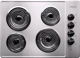 electric stove top electric coil cooktops electric stove top