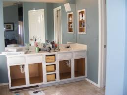 Red s Rave How To Strip And Paint Your Bathroom Vanity