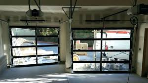 full view garage door commercial glass garage doors for modern concept door full view aluminum clear cost full view garage doors