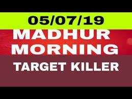 Madhur Morning Dt 05 07 19 Sattamatkarc Youtube