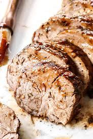 juiciest ever crock pot pork loin how