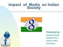 influence of mass media essay co influence