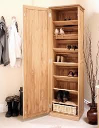 furniture shoe storage. Solid Oak Shoe Storage Cabinet Furniture O