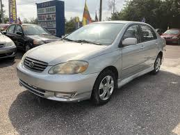 Toyota Corollas for sale in Tampa, FL 33614