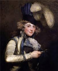 best th th century women of the theatre images on  john hoppner portrait of dorothy as hypolita in she would and she would