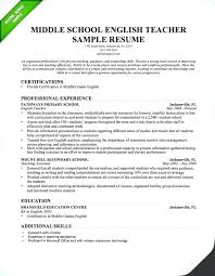 Teachers Cover Letter Example Sample Teacher Candidate Resume And