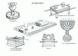 Wat Staat Er In De Tabernakel Bijbelse Kleurplaten Bijbel