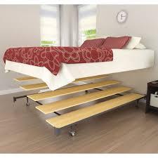 Bedroom: Wonderful Bedroom Furniture Decor With Comfortable Platform ...