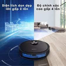 Trả góp 0%]Robot hút bụi Ecovacs T8 Aivi, hàng chính hãng Ecovacs, mới  100%. Nhận quà tặng trị giá 1 triệu VNĐ.