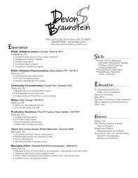 Cosy Professional Resume Font Types For Your Resume Font Style And