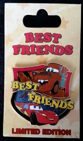 5779 2016 monthly best friends may lightning mcqueen and tow mater