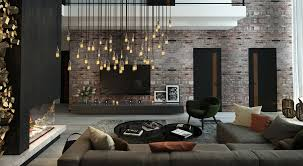 Interior Lighting Design For Living Room 5 Living Rooms With Signature Lighting Styles