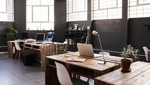 industrial office. Companies Can Use Industrial Designs To Promote Their Brand Office