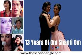 13 years of om shanti om heartfelt