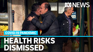 A worker has tested positive in the last few hours as well as a returned traveller. Mass Covid 19 Testing Blitz Underway In Melbourne But Some Dismiss Health Risks Abc News Youtube