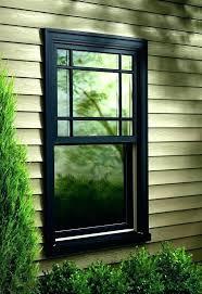 black exterior windows black exterior trim black exterior windows pertaining to black window black white bathrooms black exterior windows