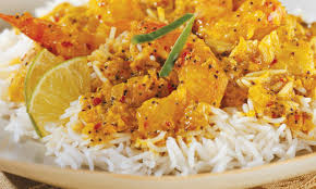 Goa Seafood Curry Recipe - Spry Living