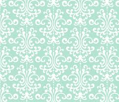 damask lg mint green and white fabric by misstiina on Spoonflower - custom  fabric