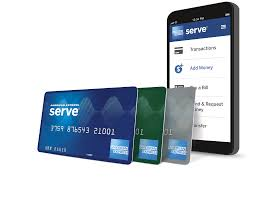 image of the serve card in front of amobile device