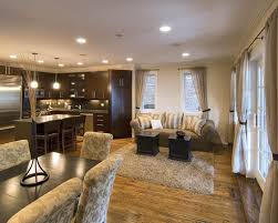 Living Room And Kitchen Kitchen And Living Room Design Ideas Home Design Ideas