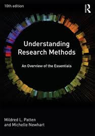 Research Design And Methods 10th Edition Understanding Research Methods Ebook Rental Products