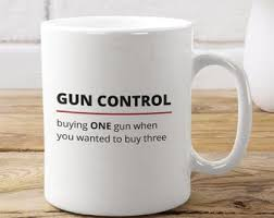 Music lovers gifts guitarist nutritional facts mug guitar mug music themed gift music related gifts rock gifts for men coffee mug tea cup white 4.7 out of 5 stars 96 $14.99 $ 14. Gun Control Mug Etsy
