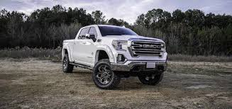 SCA Performance Drops A Pair Of 2019 GMC Sierra 1500 Pickups ...