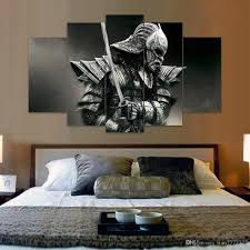 panel wall art for bedroom